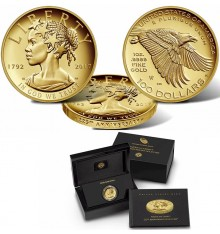 "America ""Lady Liberty"" 100 Dollari"