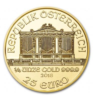 Austria Filarmonica di Vienna 25 Euro (FIOR DI CONIO)