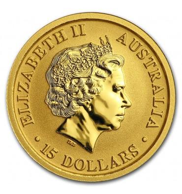 Australia Nugget 15 Dollari (FIOR DI CONIO)
