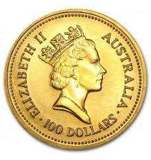 Australia Nugget 100 Dollari