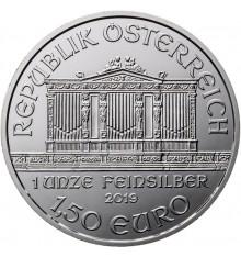 Austria Filarmonica di Vienna 1 oncia argento