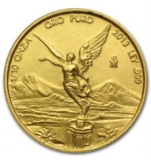 Messico Libertad oro 1/10 oz
